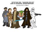 Star Wars RotS Wallpaper