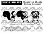 Sidney Squirrel character sheet