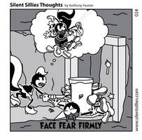 Silent Sillies Thoughts 024 by JK-Antwon