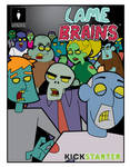 The Lamebrains are coming by JK-Antwon