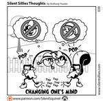 Silent Sillies Thoughts 039