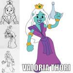 Valoria Thori - Space Princess
