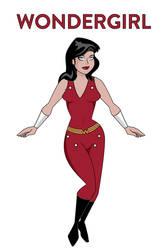Wonder Girl - (more Timm Titans)