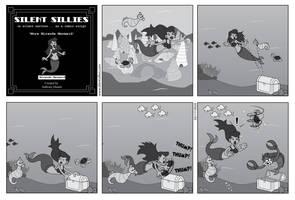 Silent Sillies - More Miranda Mermaid