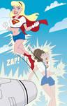 Supergirl Transform by JK-Antwon