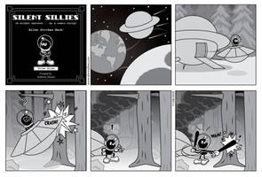 Silent Sillies - Allen Strikes Back