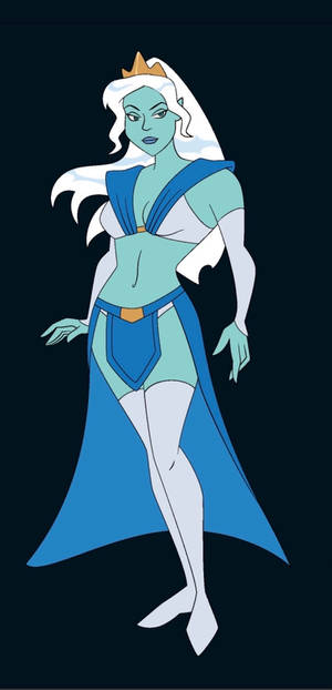 Zemara - Space Princess