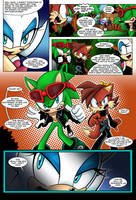 Mobius Legends Issue 3 - Regrets - Page 3 by DigimonKaiser411