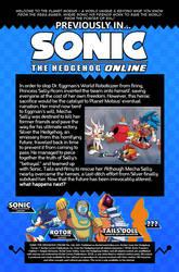 Sonic the Hedgehog Online #248 - Recap by DigimonKaiser411