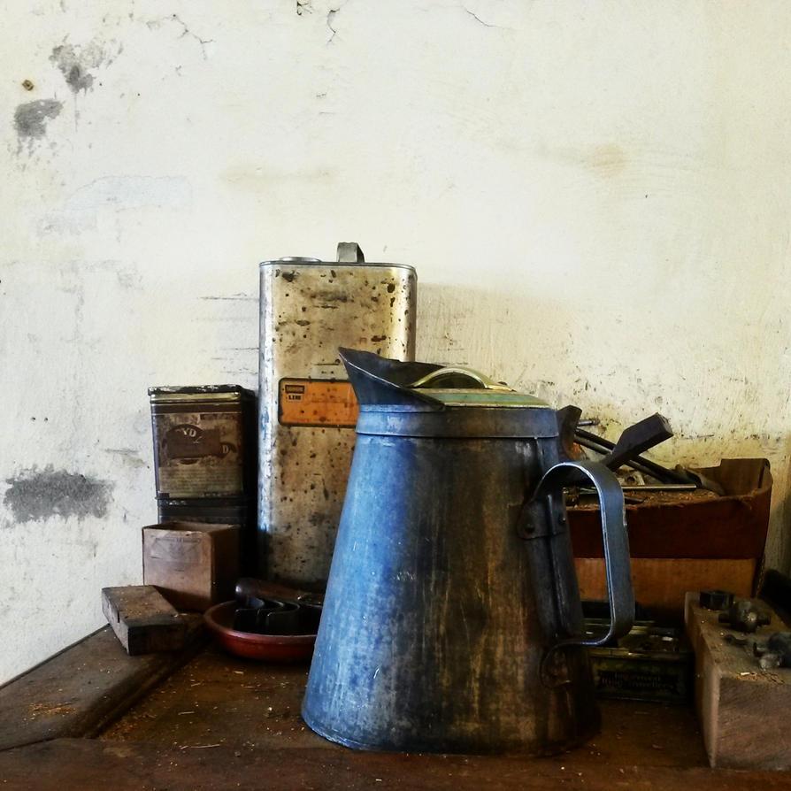 Remfabriken - Stilleben by LillyLoLigresse