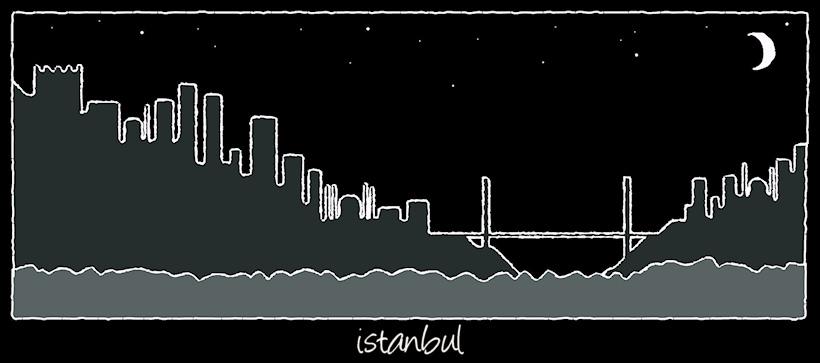 istanbul by cheyrek