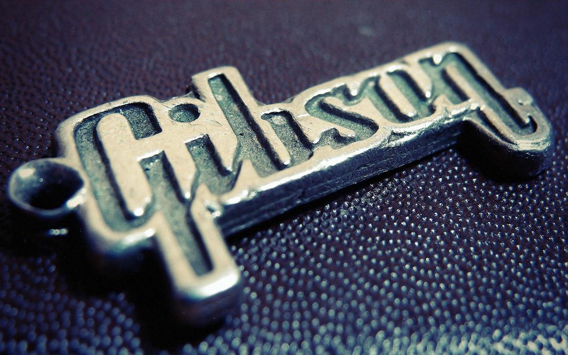 Gibson Keychain by cheyrek