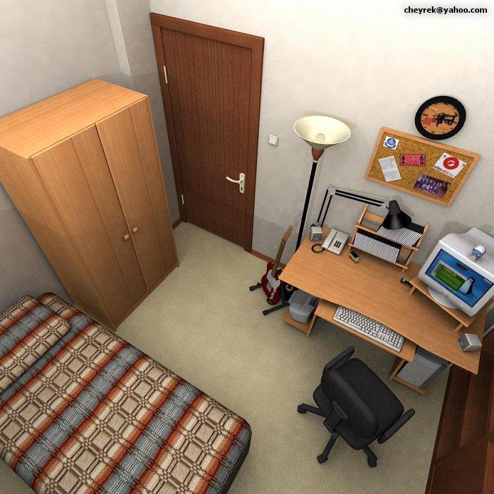 My Room -Final by cheyrek