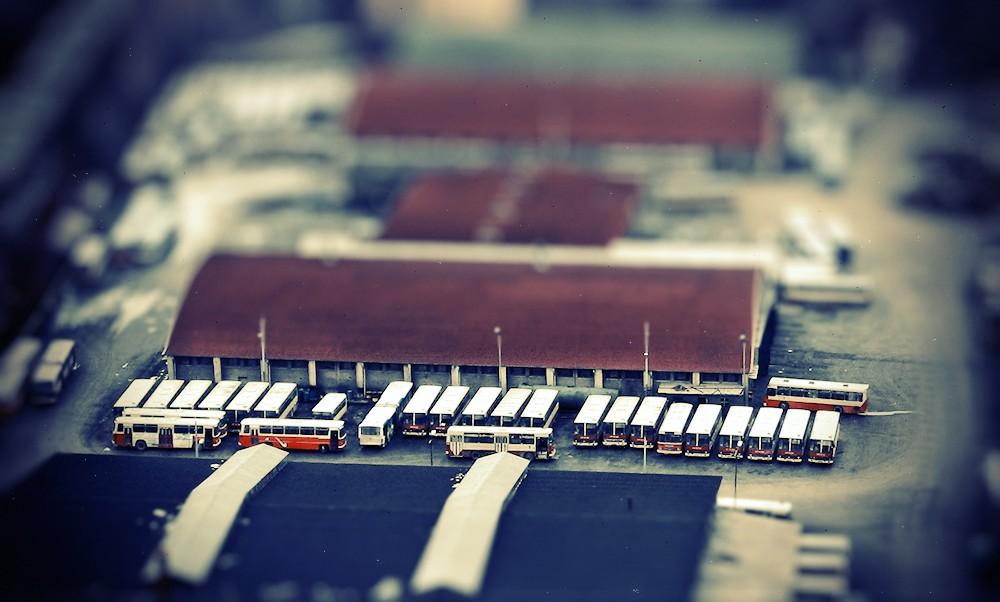 Mini Mini Buses by cheyrek