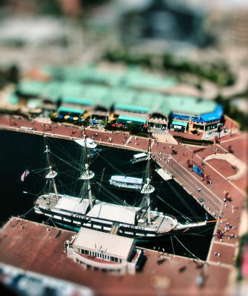 Baltimore tilt-shift 3 by cheyrek