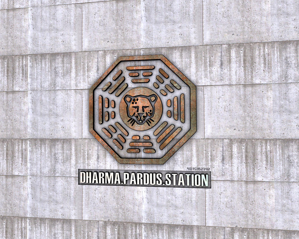 Dharma.Pardus.Station -mk2 by cheyrek