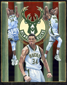 Explore Best Antetokounmpo Art On Deviantart