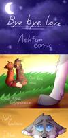 Bye bye love-Ashfur comic remake