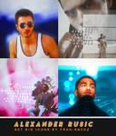 Aleksandar Rusic - Big Icons by fran-snchz