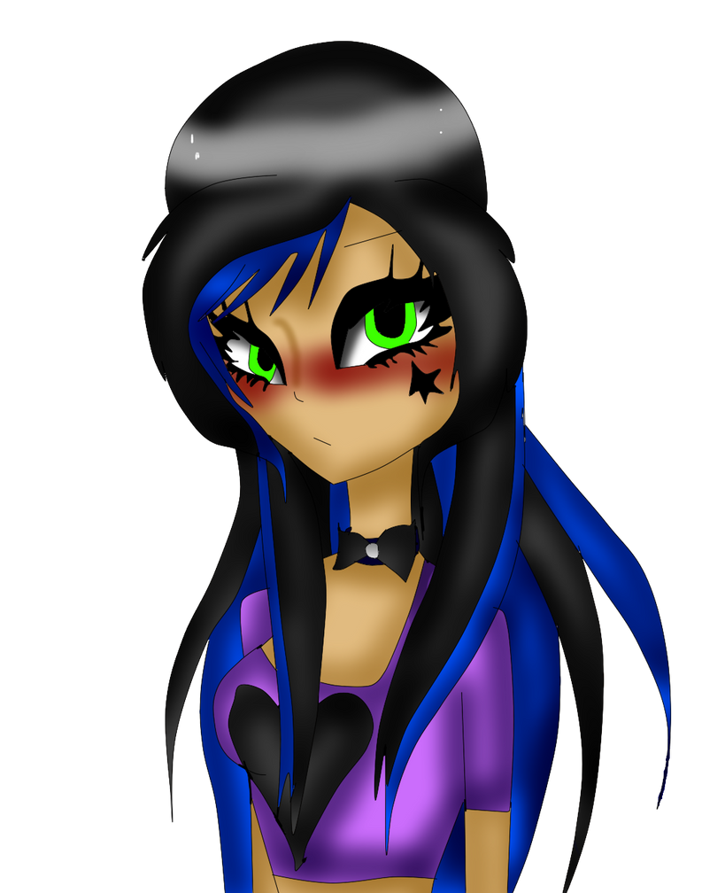 new OC by TayLa4354