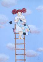 Sky Quilt by IreneShpak