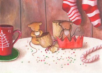 Christmas Cracker by IreneShpak