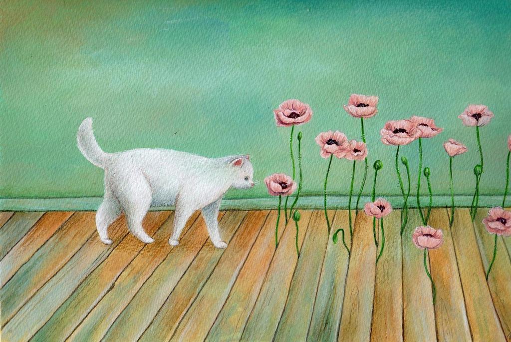 Poppies by IreneShpak