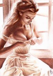 New Bride by IreneShpak