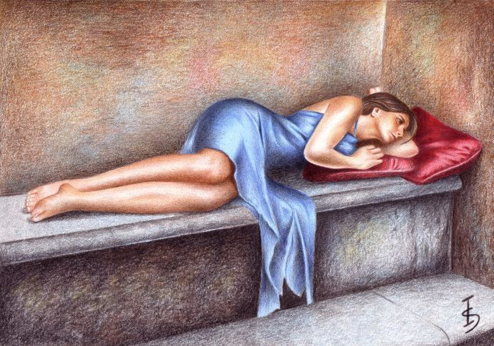 Insomnia by IreneShpak