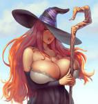 Sorceress - Dragon's Crown
