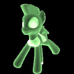 Green Virus by KittyCutieMeow
