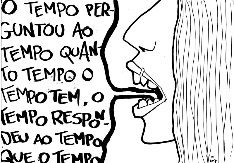 O tempo by Velica