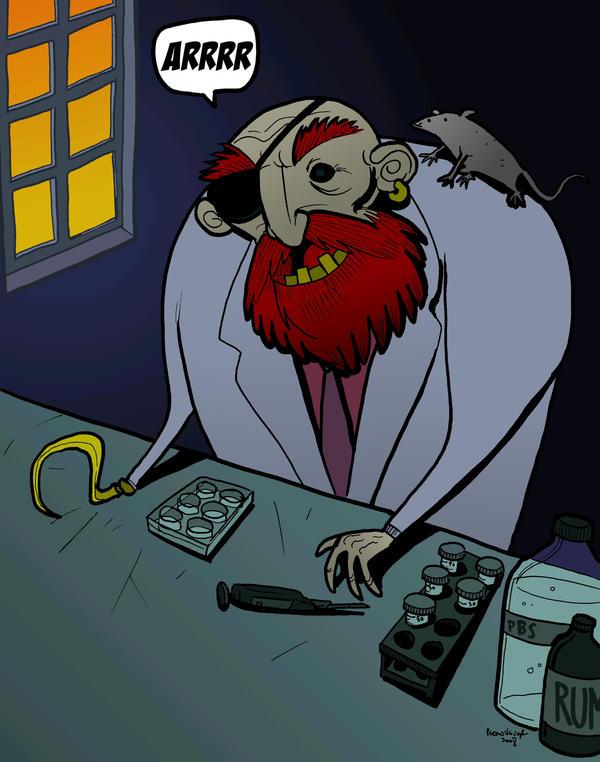 Freaks of Science: Oruc Reis by Velica