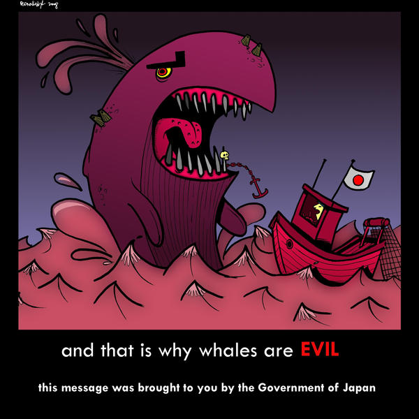 Propaganda:: Whale by Velica