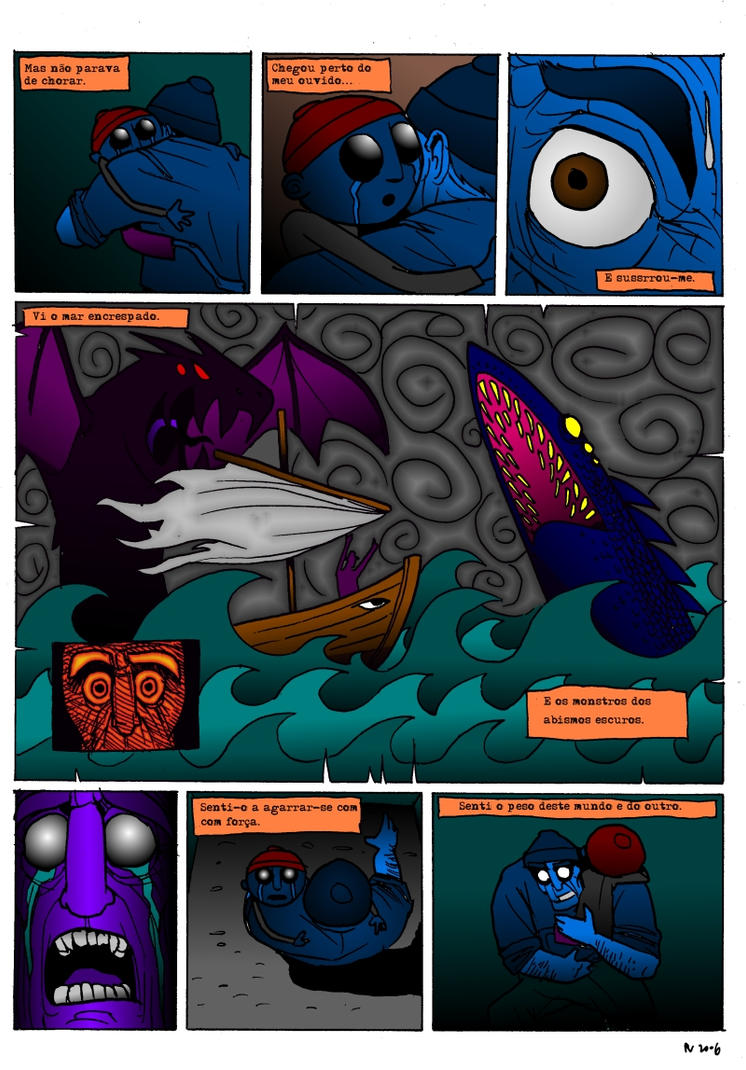The boy with big eyes - page 4 by Velica