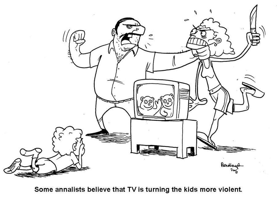 the role of television on childhood violence Tv violence and its effect on children  the impression that this not only the right way to represent ones feeling but also the only way this type of image being portrayed from such a great role model such as television makes children prone to acts of violence during child hood, subsequently after.