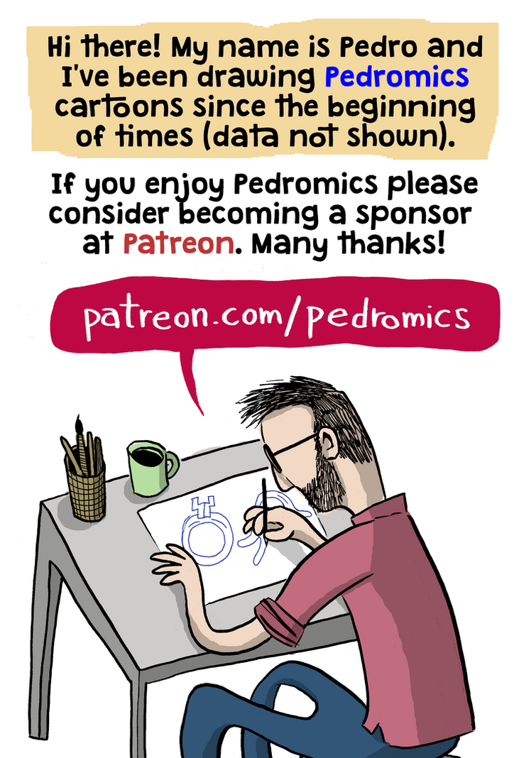 Sponsor Pedromics in Patreon by Velica