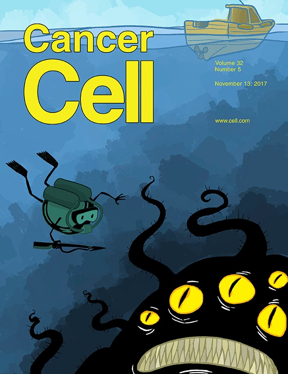 Cancer Cell Cover