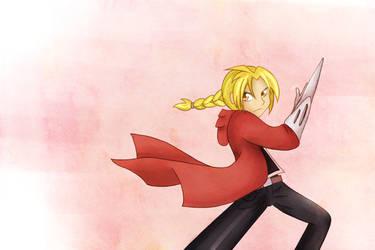Fullmetal Alchemist by Senseijiufu
