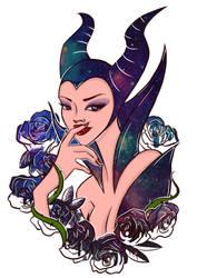 Maleficent of Galaxy