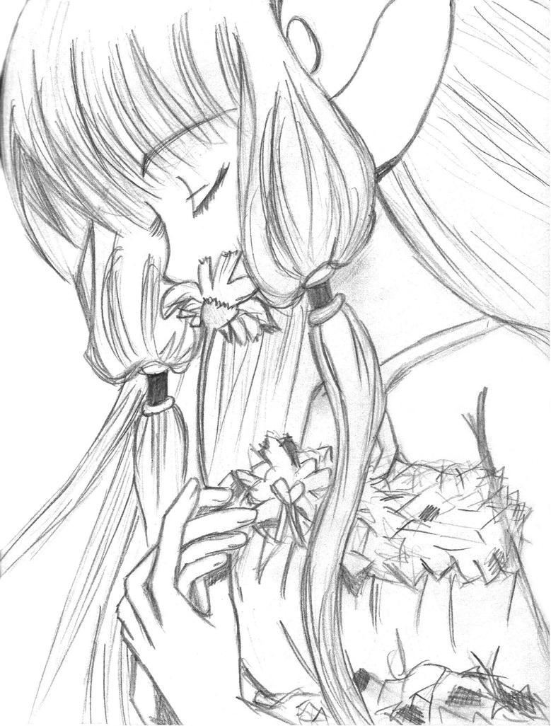 Chi Fan Art! :) by geek4life14