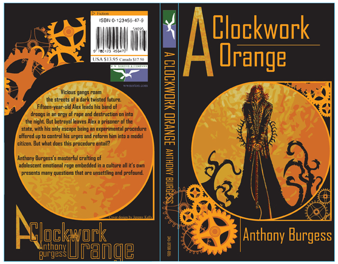 psychological concepts in a clockwork orange Part one of an in-depth analysis of stanley kubrick's film the  in a clockwork orange they were a flat  the able psychological exploration of a disturbed.