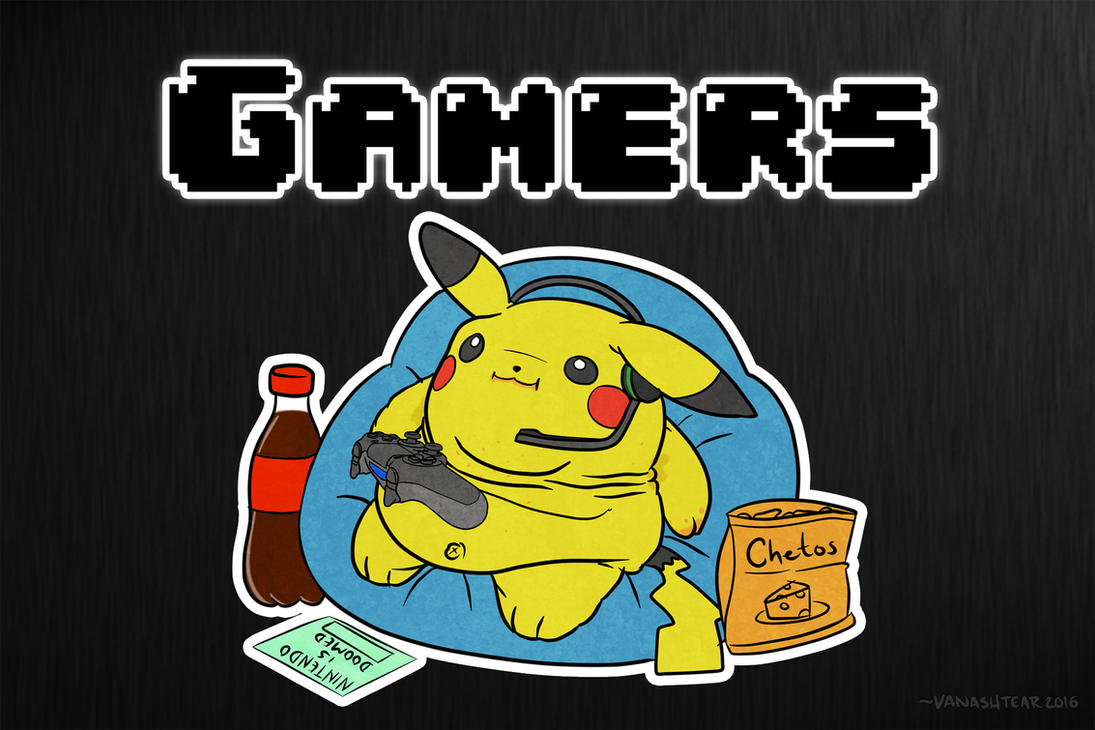 Mascota Facebook Gamers by VaNAsHtEaR