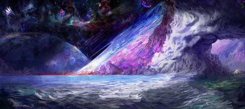 Leviathan by WaterSpectrum