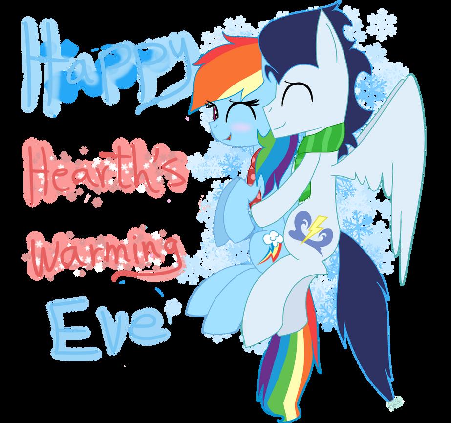 Happy Hearth's Warming Eve! by rai2n