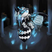 Insect Ice Mage