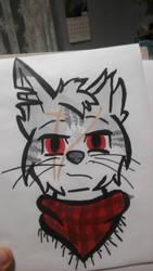 Red Star - Warrior Cats [OC]