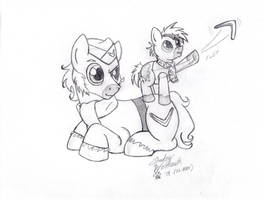 Pony Rogues001