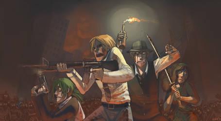 Kill All Sons of B- by Vhu
