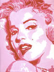 Marilyn Monroe by MissMorgann